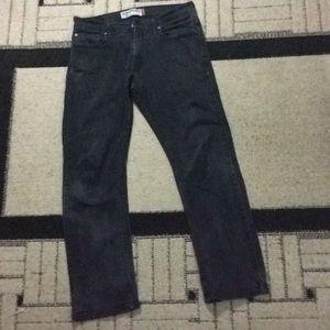 Men Slim fit Straight Jeans